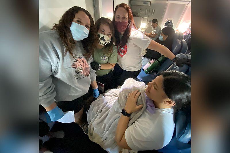 News,nicu nurses baby plane,baby born hawaii plane,baby born on plane,hawaii baby plane,baby plane hawaii,
